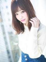 ☆愛され小顔セミロング☆ シュシュ.15