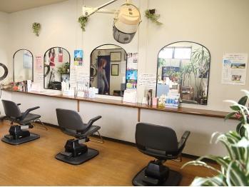 ビューティーフラット髪師(神奈川県南足柄市/美容室)