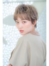 【大見健斗】大人きれい☆無造作ショート.22