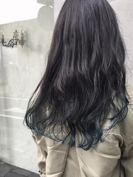kisaiBUZZ  yurie デザインカラー☆裾カラー
