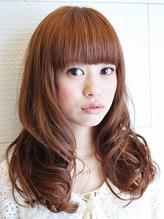 【Baton HAIR】 パールベージュ 縦ロール.58