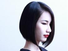 髪質を柔らかく改善するスピエラストレート♪前髪や顔周りの気になる箇所だけ直すポイントストレートも◎