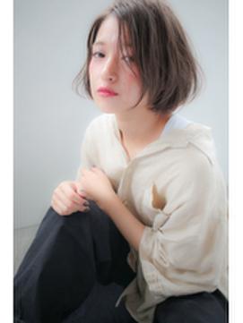 【Story】ナチュフェロ☆脱力前下がりボブ