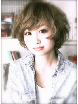 MANON2013☆モテ系ショート