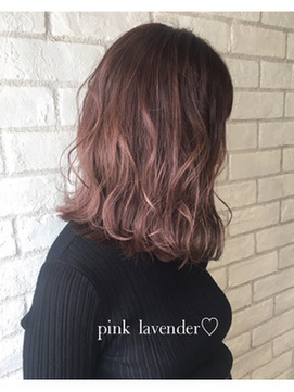 pink lavender!
