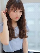 欲張り女子のフェザーロング☆.18