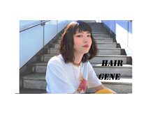 hair gene 【ヘアジーン】