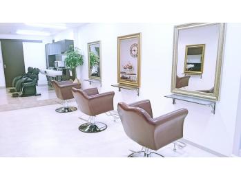 ヘアデザインロアール 元町店(Hair Design LOIRE)(広島県福山市/美容室)