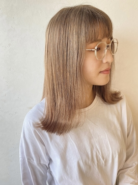 silky beige/MARINA