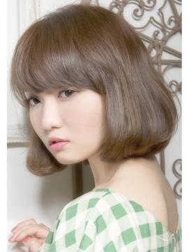 【keep hair desigin.木田】☆人気のスタイル重めの大人ボブ
