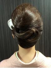 和髪ヘアセット.6