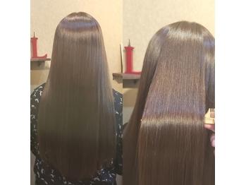 アヴェル ヘアデザイニング(AVEL hairdesigning)(沖縄県糸満市/美容室)