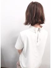 【ドライウエット切りっぱなしボブ】 ワンレングス.35