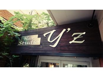 ワイズ (Hair Studio Y'z)(神奈川県横浜市緑区/美容室)