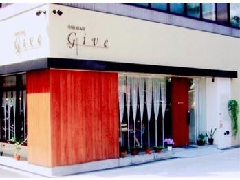 ヘアー ステージ ギヴ HAIR STAGE Give 弁天町店(大阪府大阪市港区/美容室)