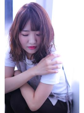 【Wish Hair】戸田恵梨香風ミディアム
