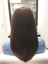 夏の艶髪ピンク.20