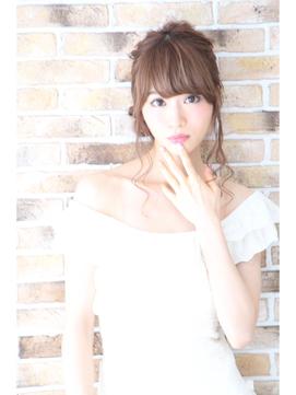 【ALLURE】ゆる編みカジュアルアレンジ