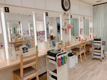 hair set salon camille(大阪府大阪市中央区/美容室)
