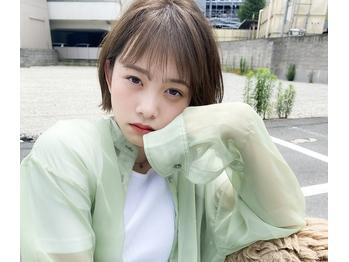 ヘアー ラボ モーメント(hair lab moment)(熊本県熊本市)