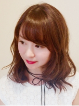 髪質を見極めて、お客様のなりたいに答える【moca】のカラー☆色持ちの良さが好評です!!