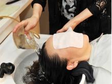 正しいヘアケア方法やアドバイスも致します。