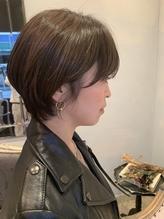【BAROQUE×河津】大人ショート×透きとーるカラー.7