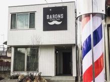 バロンズバーバーショップ(BARONS BARBER SHOP)の詳細を見る