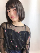 黒髪ボブ 清純.30