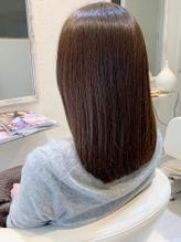 【髪質改善】新トリートメント導入!☆サラサラ/しっとり/ハリコシの3種類から髪質に合わせて選定します◎