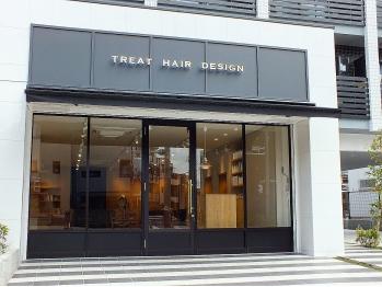 トリート 浦安店(TREAT HAIR DESIGN)(千葉県浦安市)