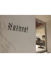 ナチュラル ヘアーデザイニング(Natural hair designing)