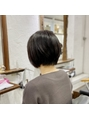 【TRIBECA 吉祥寺】20代/30代 /40代/*ショートスタイル