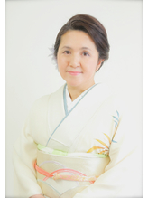 【ヘアセット専門】横浜 元町SOPO★ヘアセット 訪問着 着付2 卒園式.48
