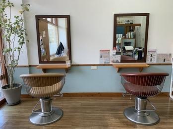 ヘアー オリナス(hair ORINAS)(沖縄県浦添市/美容室)