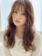 《Agu hair》大人かわいい秋っぽほつれウェーブ.16
