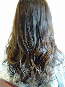 グラヴィティヘア(Gravity hair)