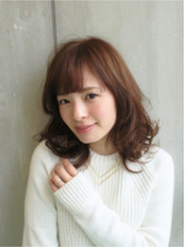 Apiuz Hair 甘カワ☆フェミニンロブ