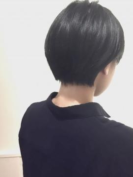 【町田 neolivekuta106】黒髪×ショートボブ