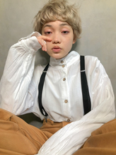 【daughter】ハイトーンショート【神戸/三宮/元町】.15