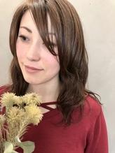 ゆるふわミディアムスタイル(低温デジタルパーマ).53