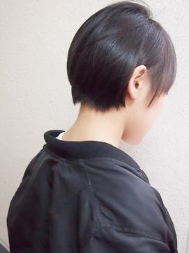 【町田 neolivekuta107】暗髪×ショートボブ