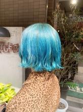 派手髪カラーは事前にご連絡ください!希望色がない場合あります.43
