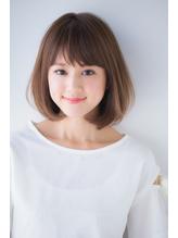 【Ramie】加藤貴大 30代40代ヘアスタイル オフィスボブ .53