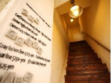 【草加駅徒歩10分】階段を上がって2Fへ…♪日常から離れて安らぎを与える《hair doyle》