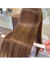 『圧倒的な艶』美髪ヘアエステ.50