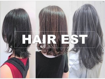 ヘア エスト 香椎店(HAIR EST)(福岡県福岡市東区/美容室)