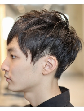 【RISK高橋勇太】三鷹 カットが上手い人気NO.1グランジショート