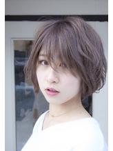 【kamiya】透き通るような透明感【春色グレージュ】 春色.59