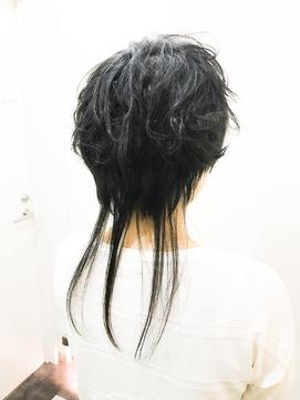 鶴丸国永風ショート